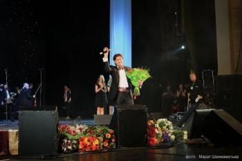 Альберт Асадуллин певец