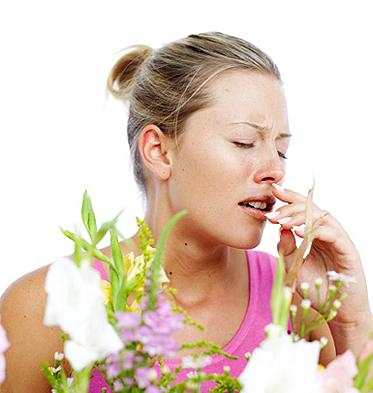 внезапная аллергия