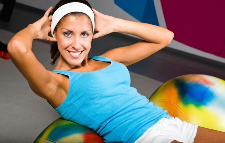 Фитнес упражнения для женщин: полезные советы