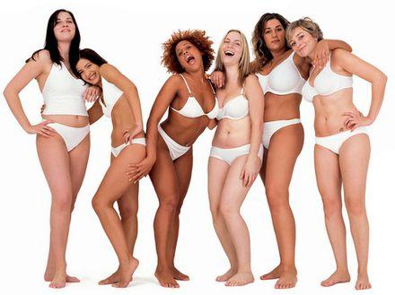 Идеальный вес женщины: худеем вместе