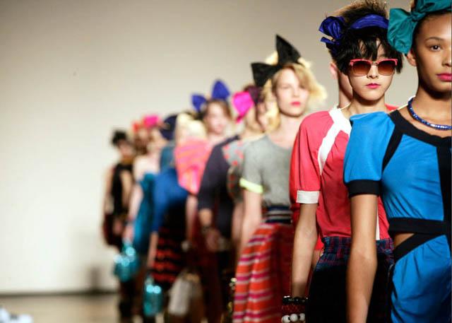 Модные образы: история модной индустрии