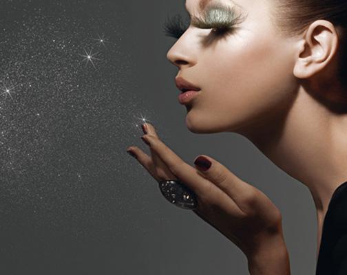 Правильный новогодний макияж
