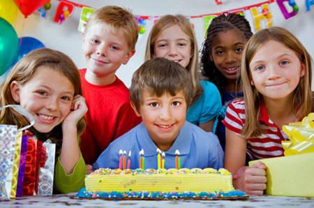 Празднование детского дня рождения: организация вечеринки