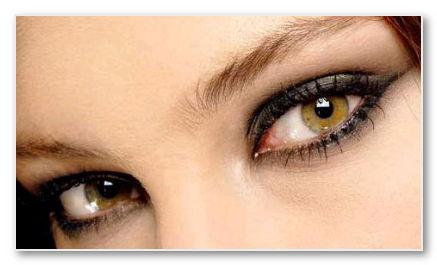 Советы по макияжу - как сделать глаза красивыми