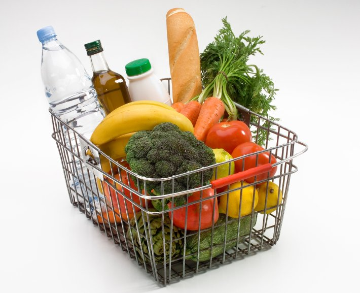 Список продуктов питания помогающих избежать рак