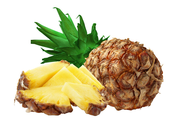 Различные свойства ананаса