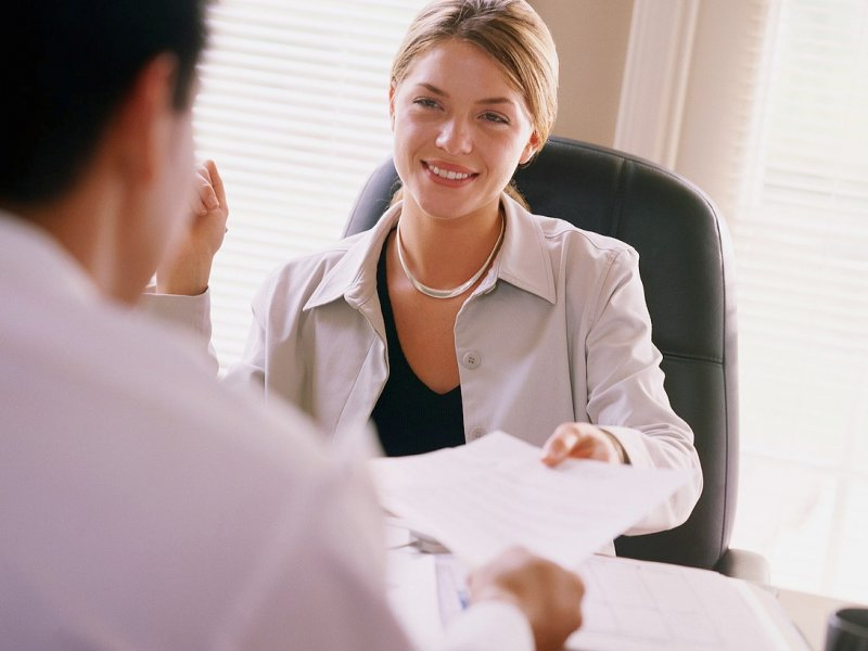 Успешное собеседование: чего не стоит делать