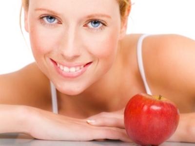Здоровая кожа лица: диета
