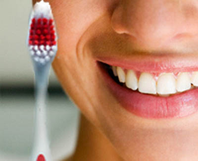 Красивые зубы и ослепительная улыбка