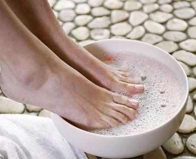 массаж ног в домашних условиях
