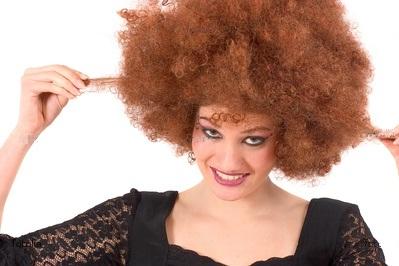 Кудри и вьющиеся волосы
