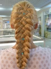Студия плетения кос - Ажур
